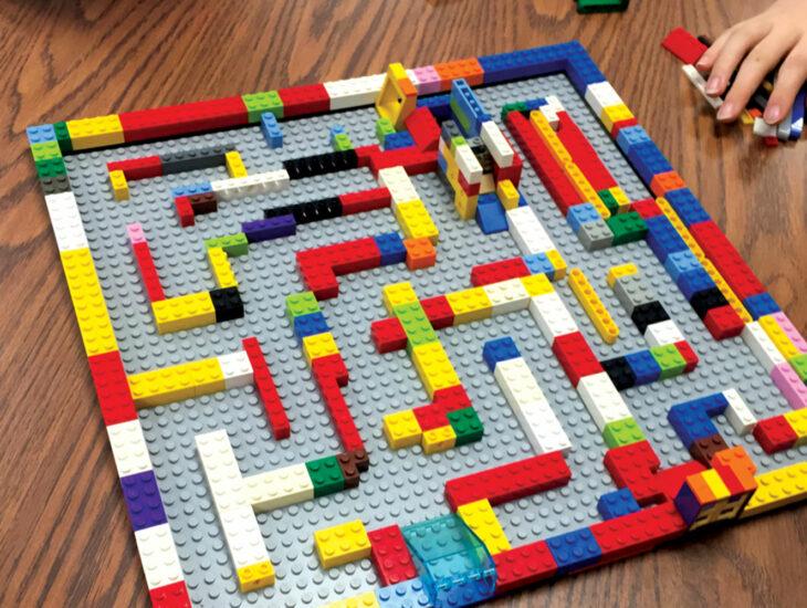 S.T.E.M. Craft | Lego Marble Maze - The Times of Houma/Thibodaux
